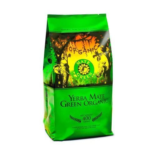 Mate Green Organic BIO Despalada 400g (5906874131121)