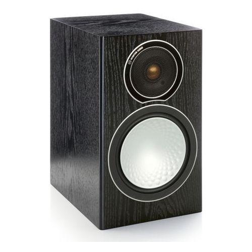 silver 1 kolor: czarny dąb marki Monitor audio