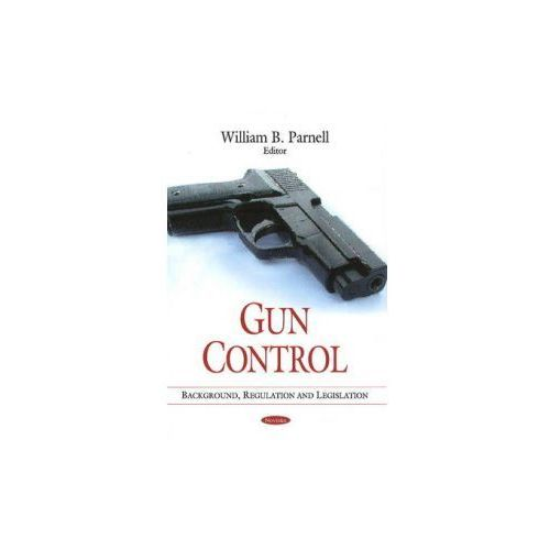 Gun Control (9781606928905)