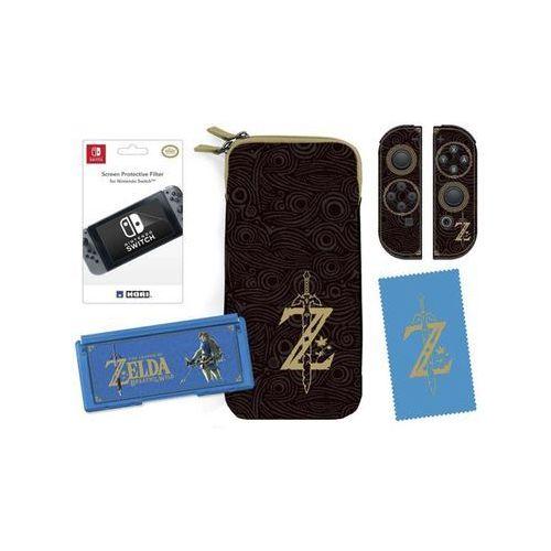 Hori zelda essential starter kit - akcesoria do konsoli do gier - nintendo switch