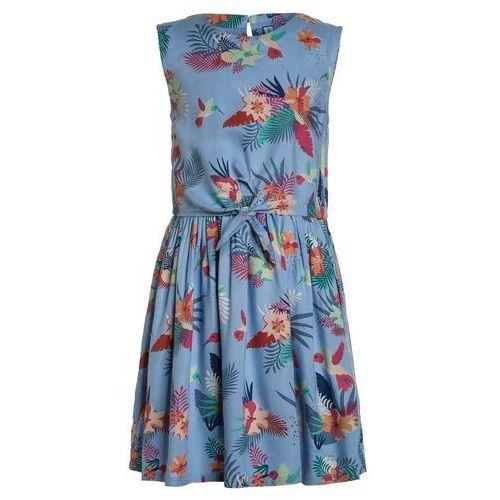 Friboo Sukienka letnia blue (4054789505931)