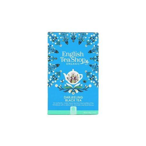 Herbata czarna darjeeling (20x2) bio 40 g p marki English tea sho