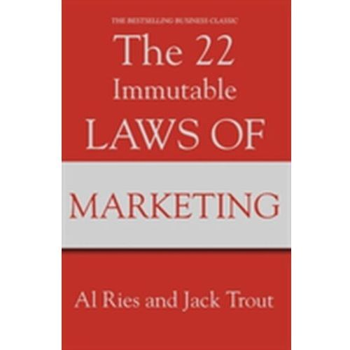 22 Immutable Laws of Marketing, Ries, Al Trout, Jack