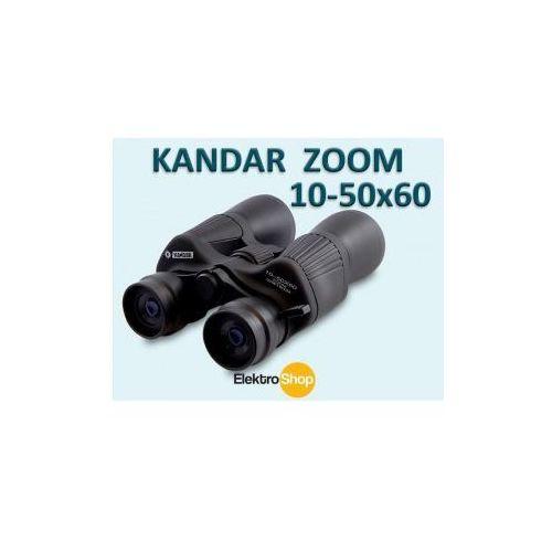 LORNETKA KANDAR ZOOM 10-50x60 SZKLANA OPTYKA !!! z kategorii lornetki