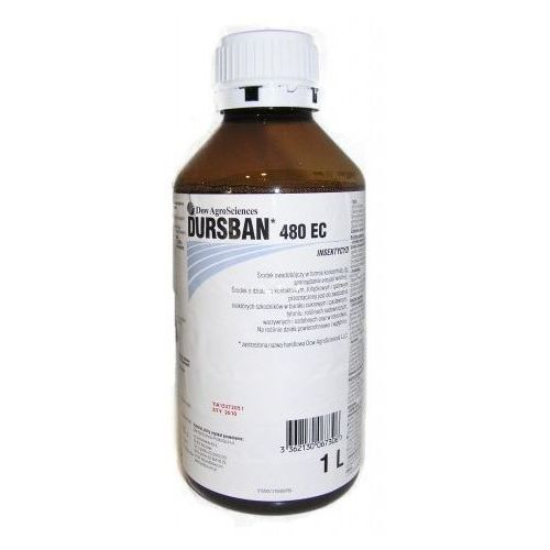 Dow agroscienes Dursban 480 ec 1l (3362130067306)
