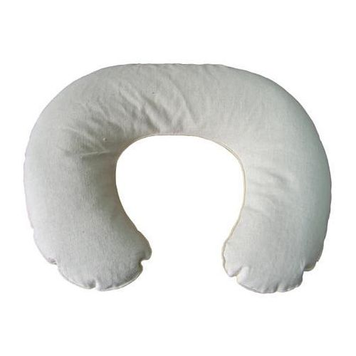 Poduszka rogal z siemienia lnianego marki Dlapacjenta.pl - odzież medyczna