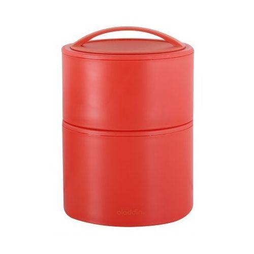 Termos na zupę ALADDIN BENTO RED 0,9 l -- czerwony - rabat 10 zł na pierwsze zakupy!, Aladdin