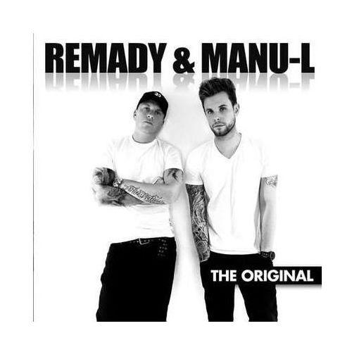 Universal music Remady & manu-l - the original (pl) (0602537160242)