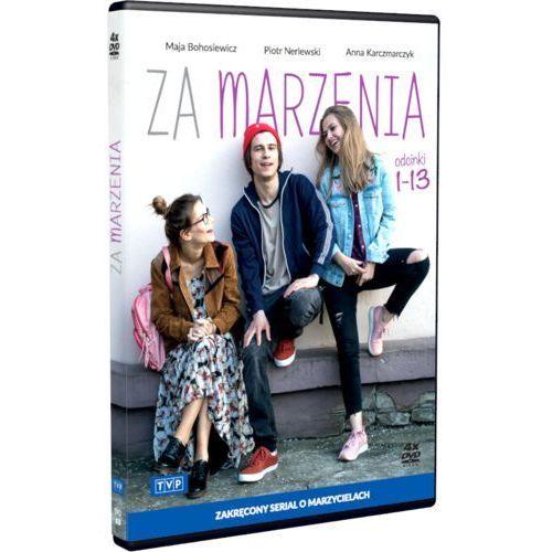 Telewizja polska s.a. Za marzenia (4 dvd) (płyta dvd)