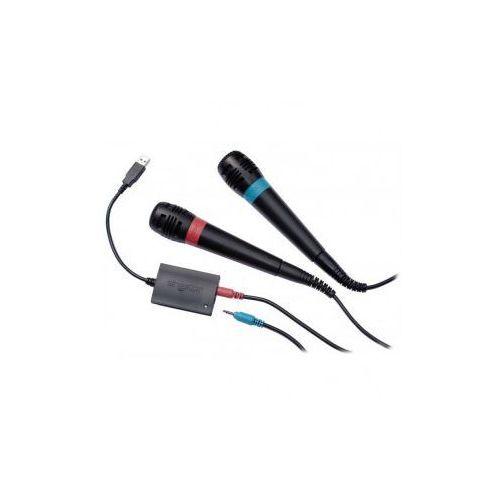 Mikrofony singstar ps2/ps3/ps4 marki Sony