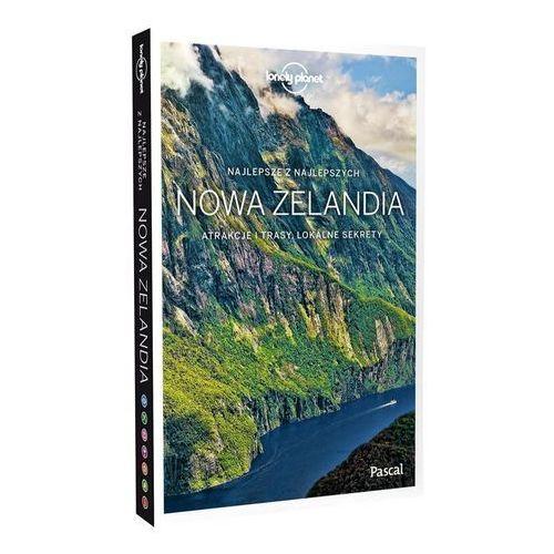 Lonely Planet. Nowa Zelandia (2018)
