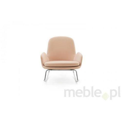 Fotel na Biegunach Era z Niskim Oparciem gabriel-fame Normann Copenhagen 602876 (fotel)