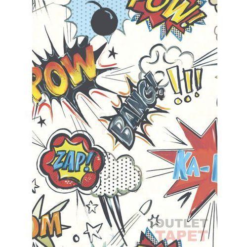 Tapeta ścienna komiks portfolio 272604  wyprodukowany przez Rasch