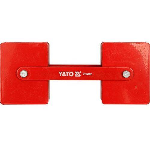 Yato Spawalniczy regulowany wspornik magnetyczny / yt-0862 /  - zyskaj rabat 30 zł (5906083908620)