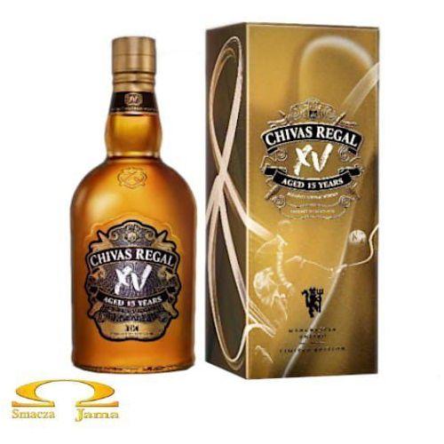 Whisky chivas regal xv 15 yo 0,7l puszka marki Chivas brothers