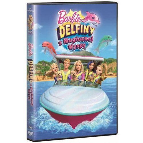 Filmostrada Barbie delfiny z magicznej wyspy (płyta dvd) (5902115604294)