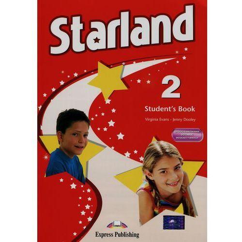 Starland 2 Student's Book + eBook - Evans Virginia, Dooley Jenny