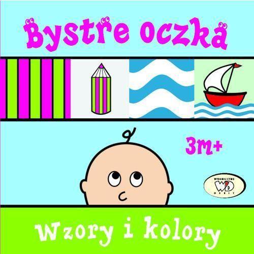 Bystre oczka Wzory i kolory - Wysyłka od 3,99 - porównuj ceny z wysyłką, Homel Joanna, Janoszek Iwona