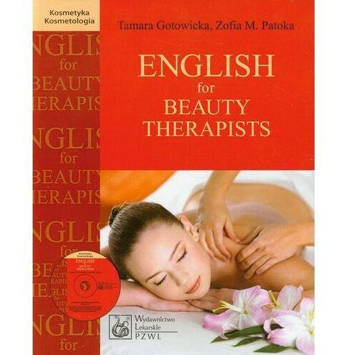 English for Beauty Therapists z płytą CD (362 str.)