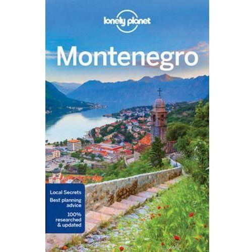Lonely Planet Montenegro (2017)
