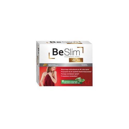 BE SLIM 40+ - 30 tabletek (tabletki)