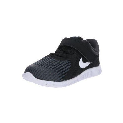 Nike Performance REVOLUTION 4 Obuwie do biegania treningowe black/anthracite/white, kolor czarny