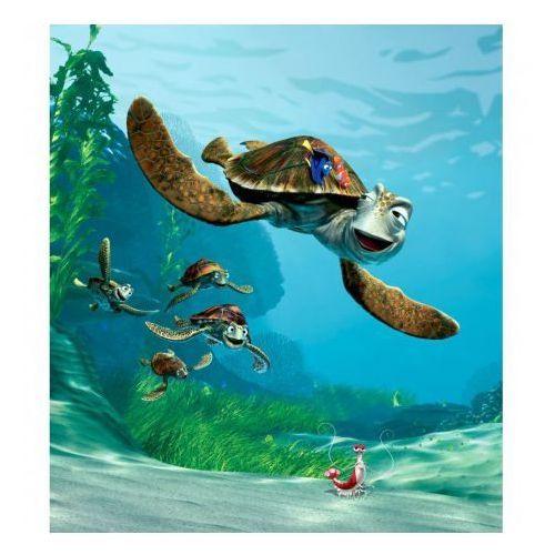 Gdzie jest nemo i żółwie - licencjonowana tapeta do pokoju dziecka - oferta [55b3ec0781d2649d]