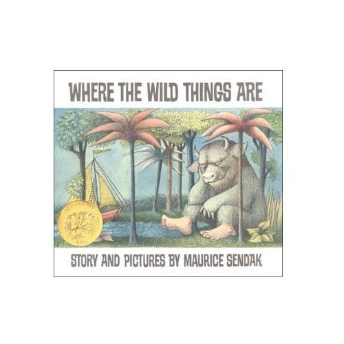 Where the Wild Things Are. Wo die wilden Kerle wohnen, englische Ausgabe (9780064431781)
