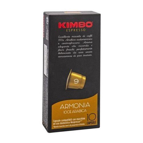 Kimbo nespresso armonia 10 x 10 kapsułek (8002200145323)