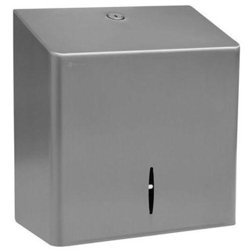 Pojemnik na papier toaletowy stella r10 advanced stal szlachetna matowa marki Merida