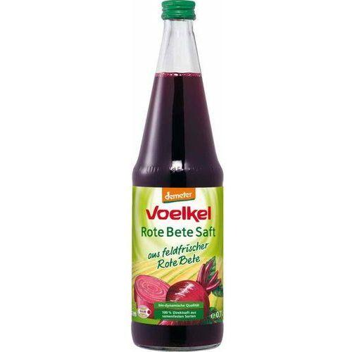 Sok z buraków demeter bio 0,7 l marki Voelkel