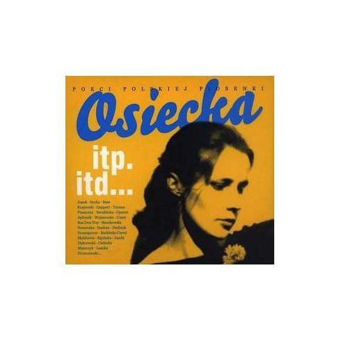 Universal music Osiecka itp. itd. (digipack) - różni wykonawcy (płyta cd) (0602527632896)