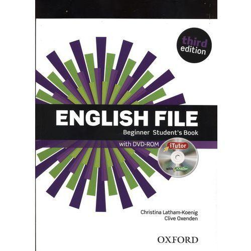 English File: Beginner: Student's Book & iTutor
