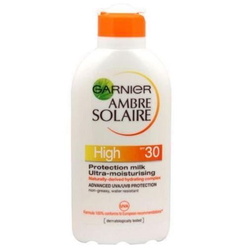 opalanie lotion spf 30 (wysoka mleka ochrony) ambre solaire 200 ml marki Garnier
