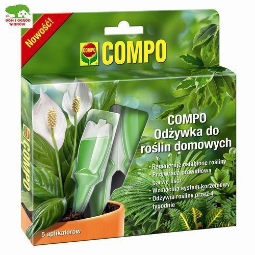 Compo Odżywka do roślin domowych 5 szt. (4008398103033)