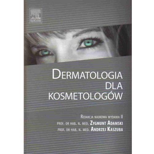 Dermatologia dla kosmetologów (9788376091471)