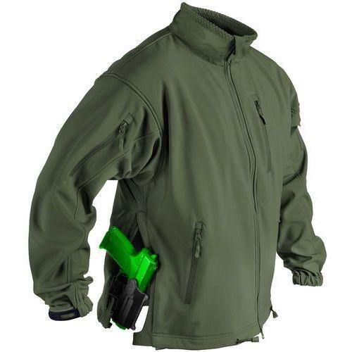 kurtka Helikon Jackal SoftShell olive green (BL-JCK-FS-02), w wielu rozmiarach, BL-JCK-FS-02