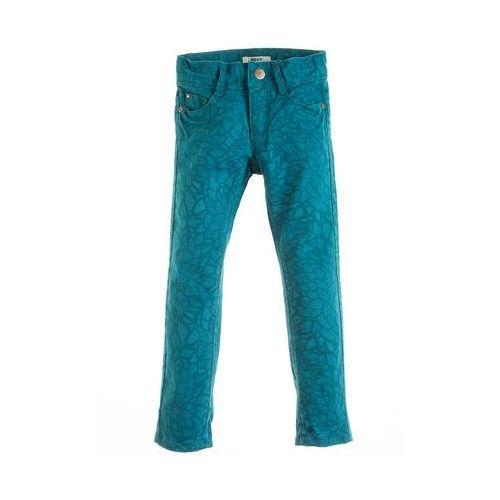Dżinsy w kolorze turkusowym | rozmiar 116 - produkt dostępny w LIMANGO