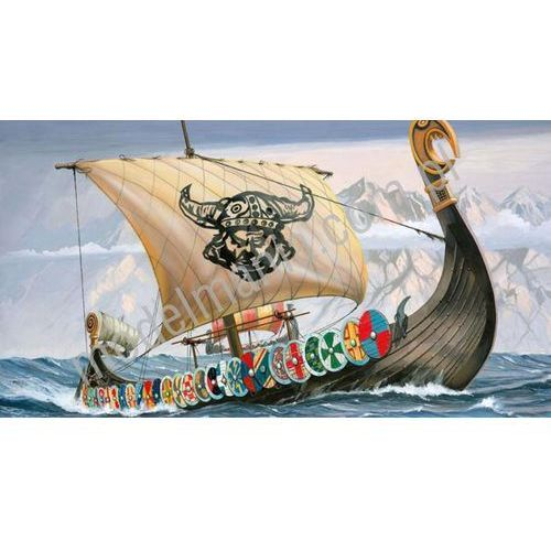 Viking ship 05403 marki Revell