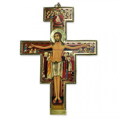 Krzyż franciszkański, UR757