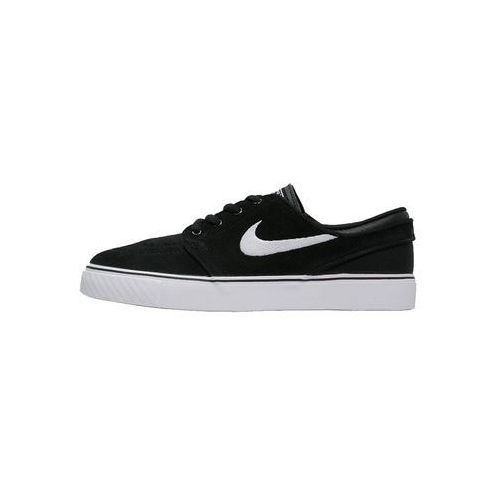 Nike sb stefan janoski tenisówki i trampki black/white