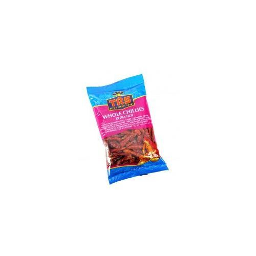 Papryka Chilli (Whole Chillies extra hot) 100 gram (5017689002114)