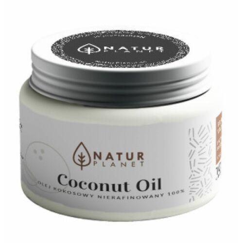 Natur planet coconut oil olej kokosowy nierafinowany (100 ml)