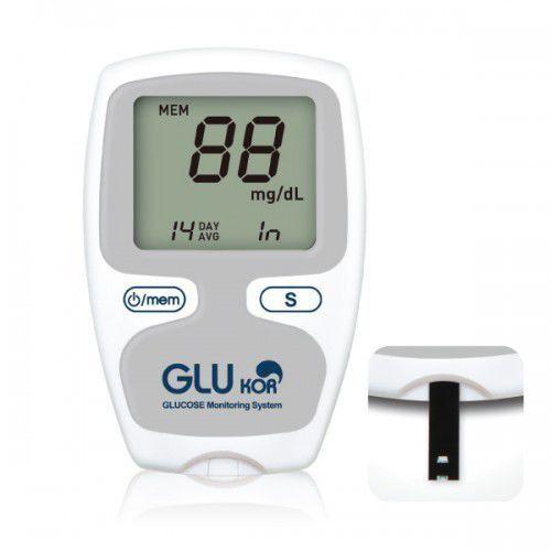 Glukometr elektroniczny glu kor (gm-500) marki Hubdic