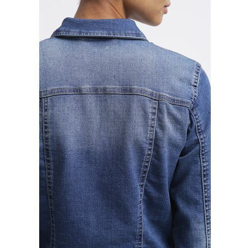 Noisy May NMDEBRA Kurtka jeansowa medium blue denim (marynarka, żakiet)