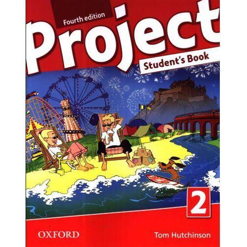 Project 2. Szkoła podstawowa, część 2. Język angielski. Podręcznik. Fourth edition (88 str.)