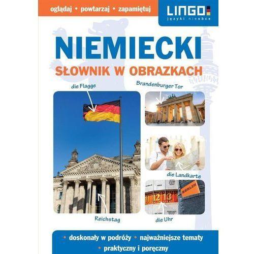Słownik w obrazkach. Niemiecki, Autor zbiorowy