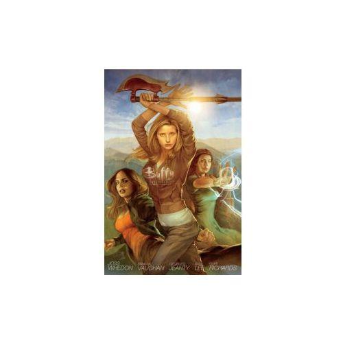 Buffy The Vampire Slayer Season 8 Library Edition Volume 1 (9781595828880)