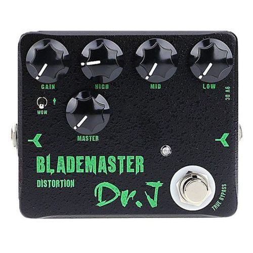Joyo Dr.j d58 blademaster distortion - efekt gitarowy