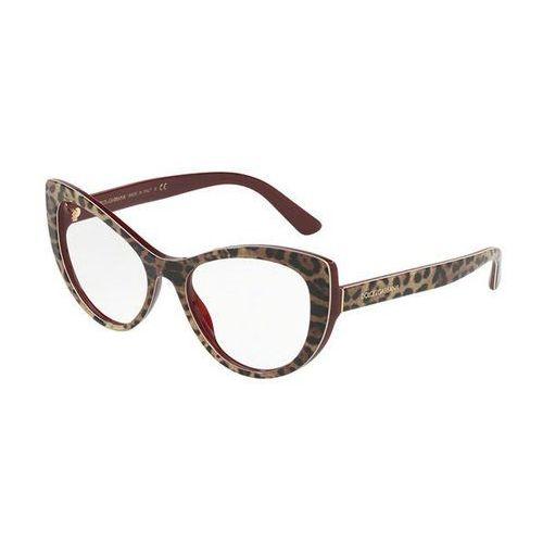 Okulary Korekcyjne Dolce & Gabbana DG3285 3161